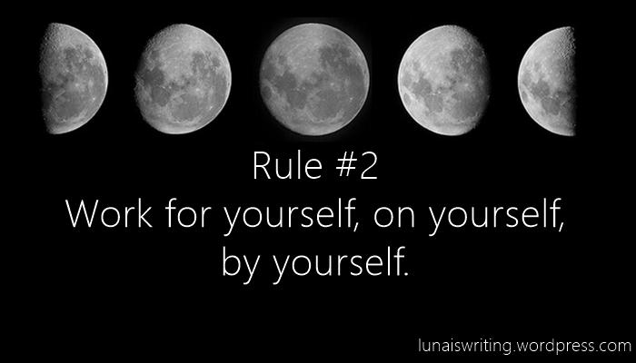 rule no2