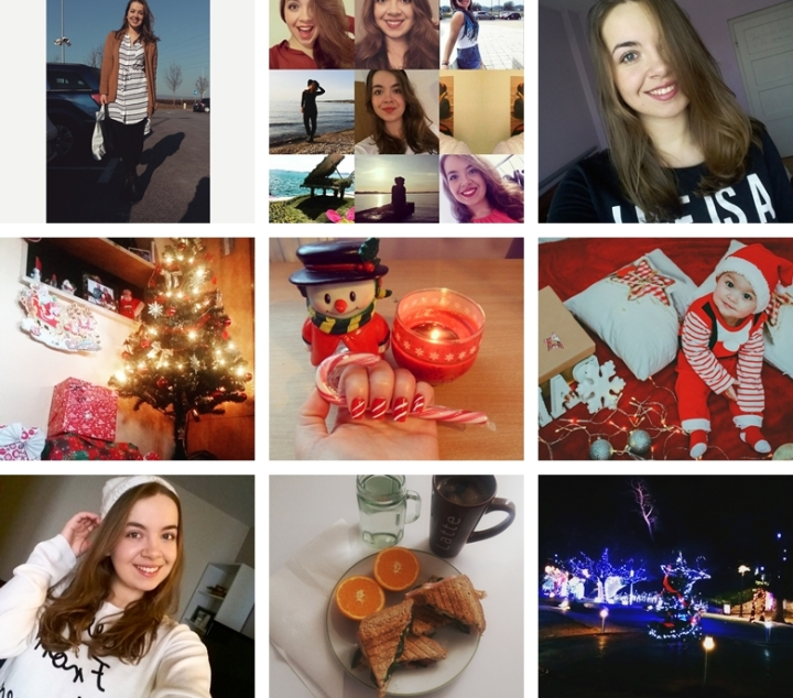 Monthly Instagram Recap – December