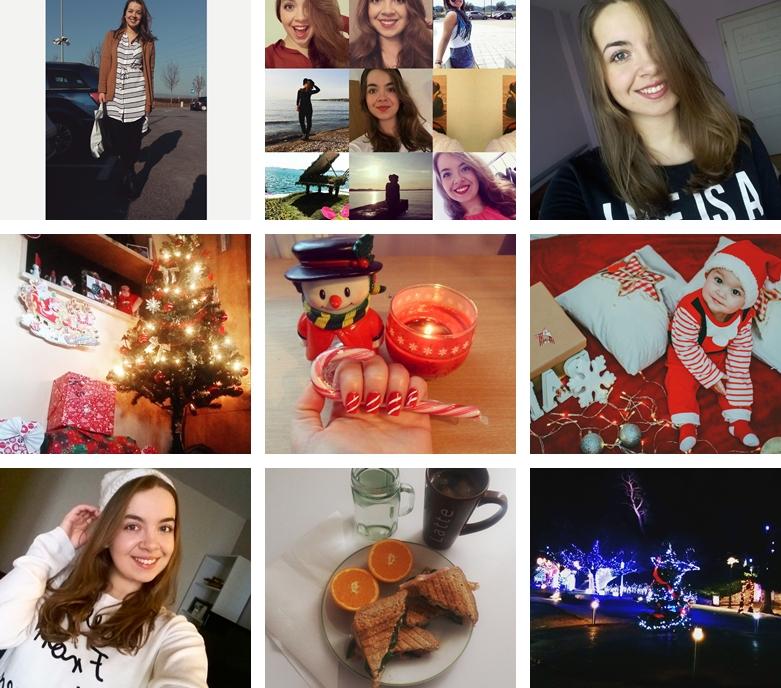 Monthly Instagram Recap –December
